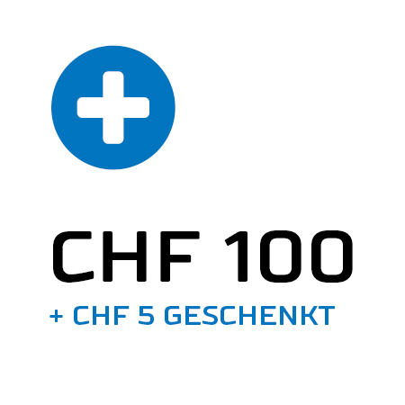 Carwash Center Schaan - 105 CHF Guthaben